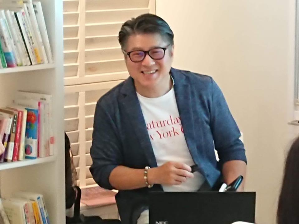 シニアビジョントレーナー 横田幹雄