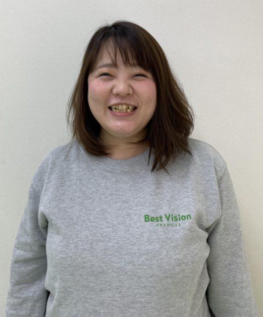認定マスタートレーナー 中田舞