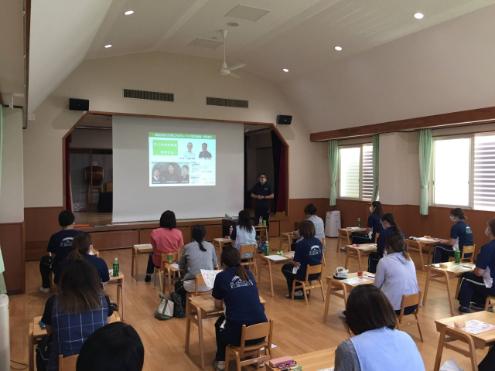 一般社団法人日本ビジョントレーニング普及協会 活動実績1