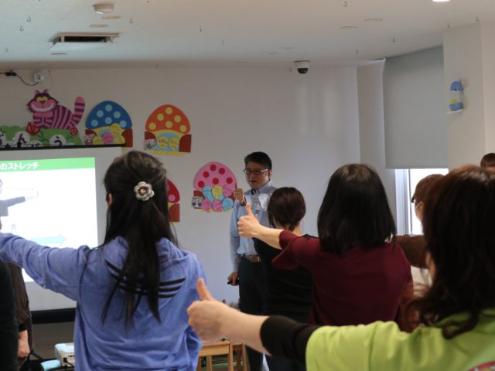 大阪府大東市の一般社団法人日本ビジョントレーニング普及協会 活動実績11