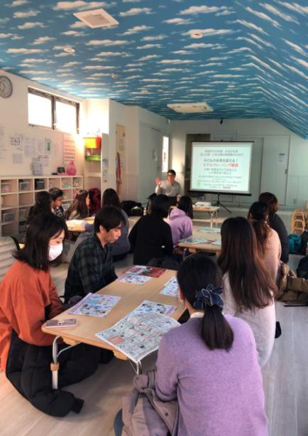 大阪府大東市の一般社団法人日本ビジョントレーニング普及協会 活動実績3-1