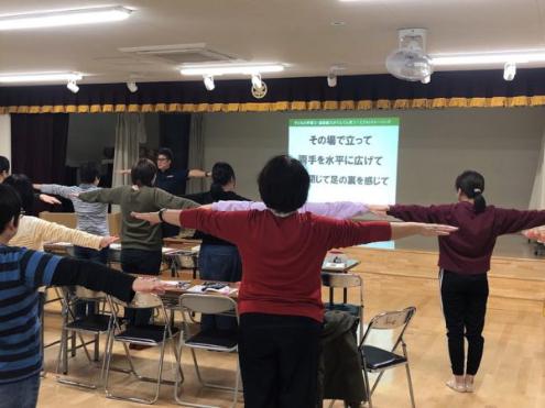 大阪府大東市の一般社団法人日本ビジョントレーニング普及協会 活動実績5-2