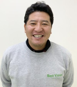 認定マスタートレーナー 認定マスター講師 吉田 直樹さん 大東市在住 二児の父